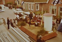 Dorpsfeest 1972 - Don Quichot, Easterein