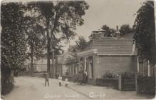 Ansichtkaart Ooster Buurt 1916