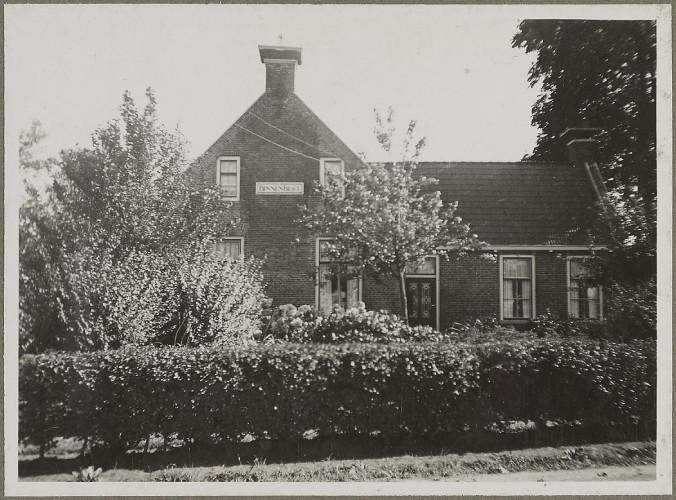 Binnenrust (foto uit 1933 van L.Atema)