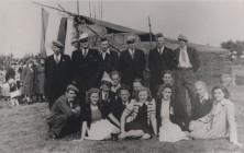 Dorpsfeest eind 50-er jaren
