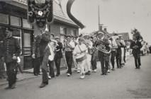 Muziek tijdens feest 1923