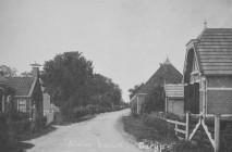 Lytse Buorren - Kleine Buurt begin 1900