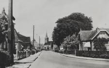 Lytse Buorren - vanaf kruising Gr.Buorren