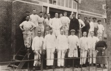 Eendrachtsweg - Zuivelfabriek - begin jaren '20