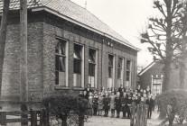 Schoolfoto Tsjerkepaed
