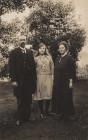 Ds.Minnema en gezin