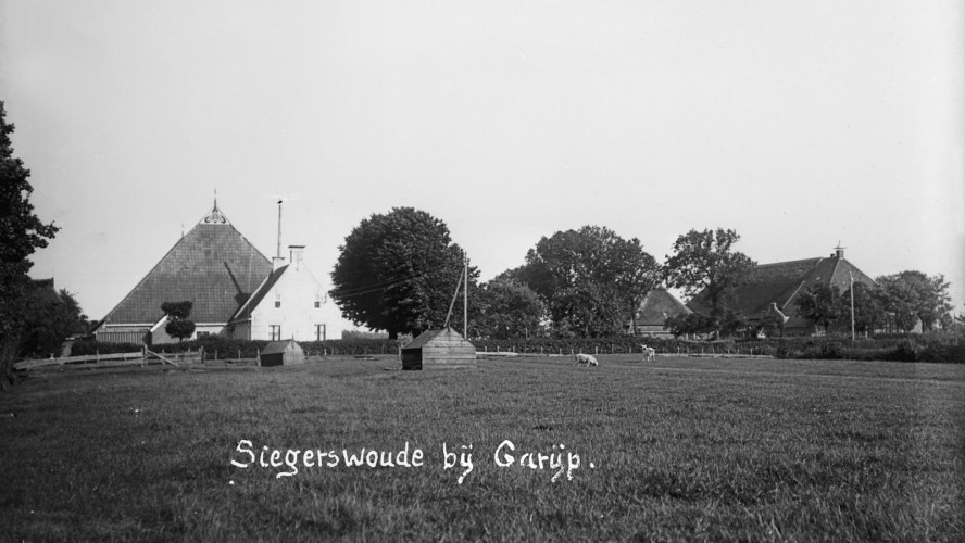 Sigerswâld - boerderijen