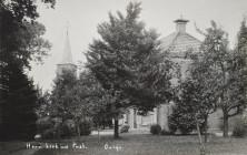 Westerein - Herv.Kerk met pastorie (oude)