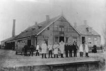 Zuivelfabriek - 1895